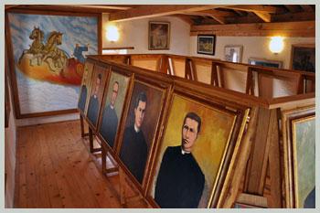 Galerija župe Stolac