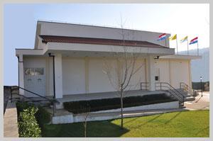 "Pastoralni centar ""Sv. Leopold Mandić"""