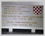Spomenik Žrtvama Drugog svjetskog i Domovinskog rata