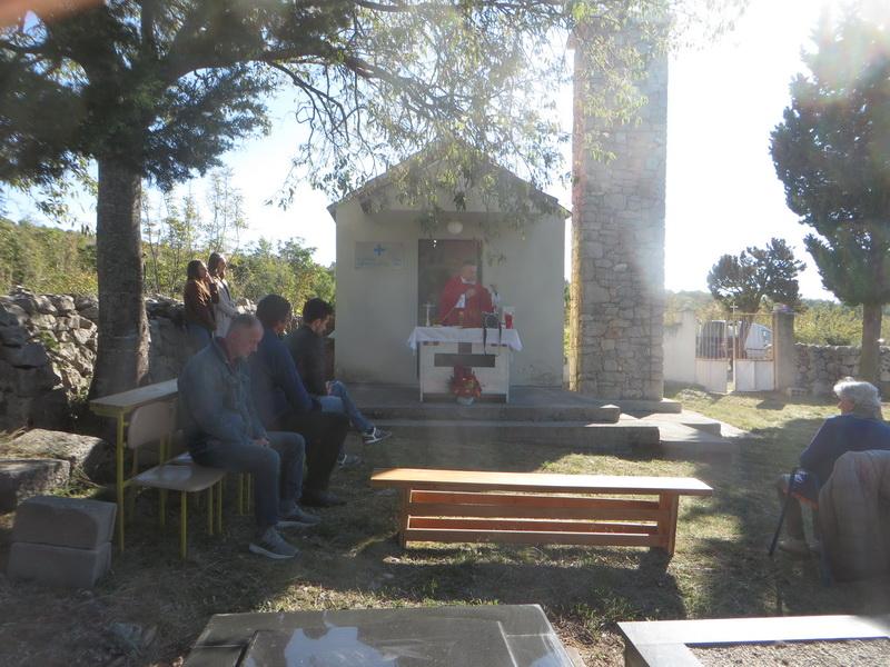 Sveti Luka na Komanjem brdu – 2021.